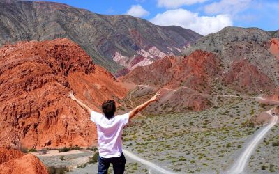 Purmamarca el colorido y bello norte de Argentina