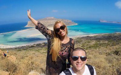 Creta una isla preciosa de Grecia y con unas playas…