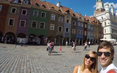 Poznan es una de las ciudades más grandes y antiguas de Polonia