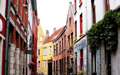 Gante y sus mágicas calles!!! Nos asombró su belleza!! Bélgica