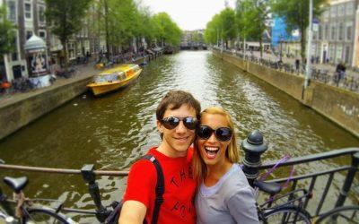 Que ganas de pasear por los canales de Amsterdam!!!