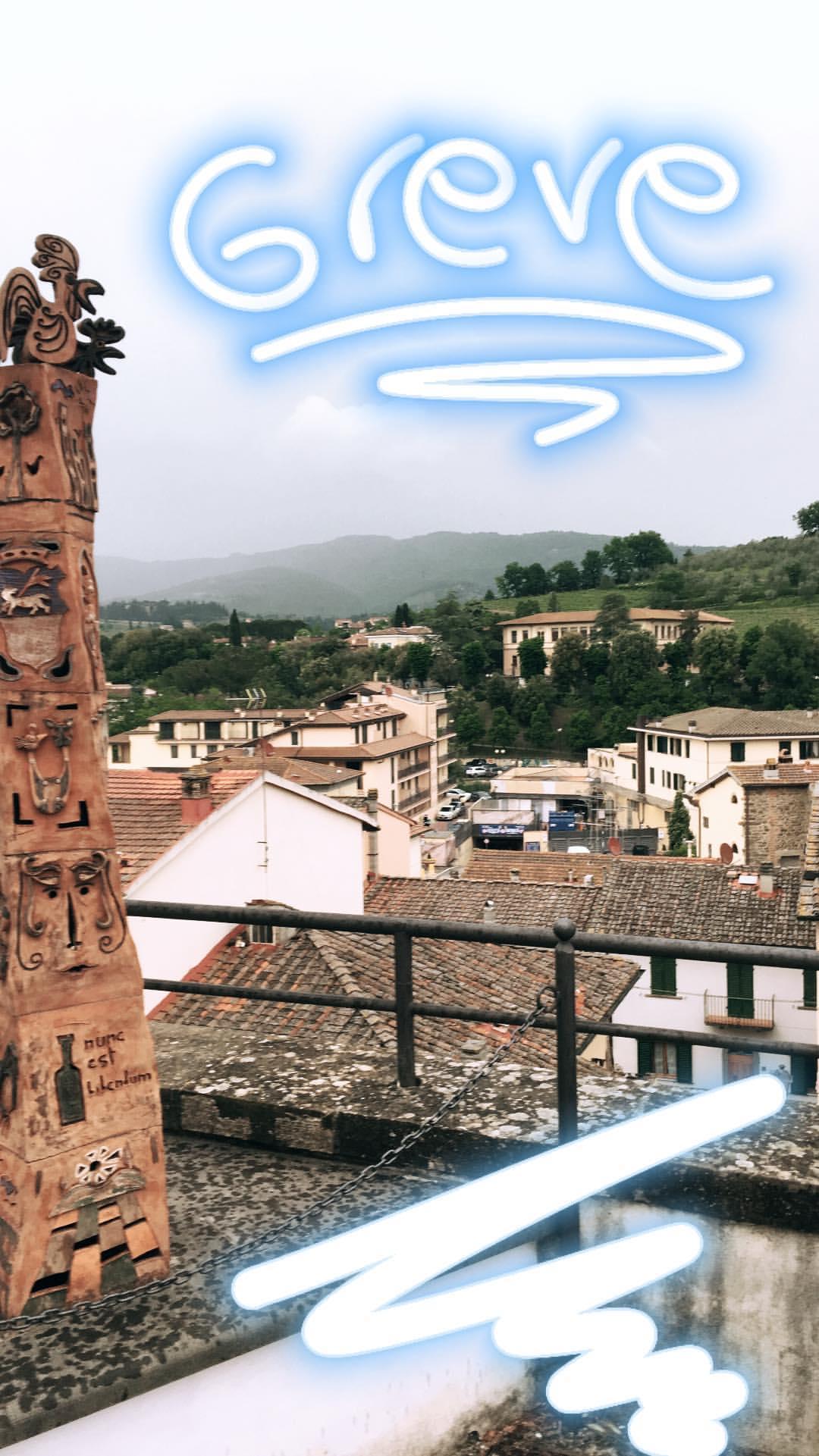 Italia - Greve in Chianti
