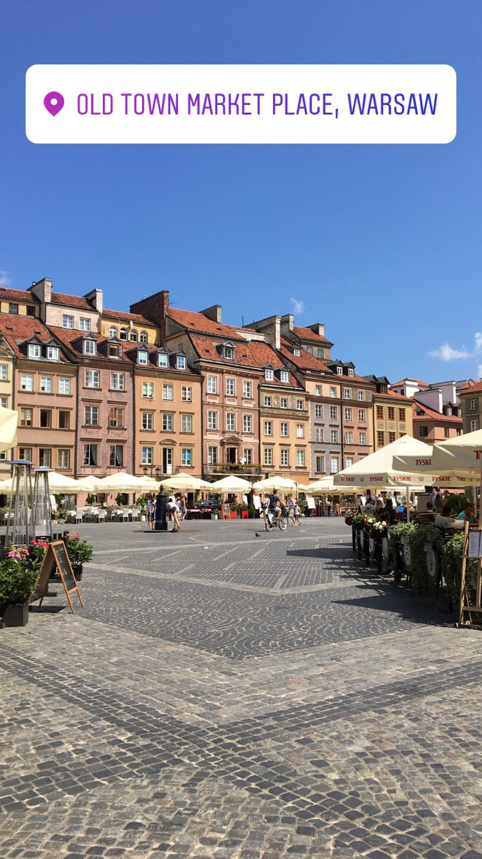 Polonia - Varsovia