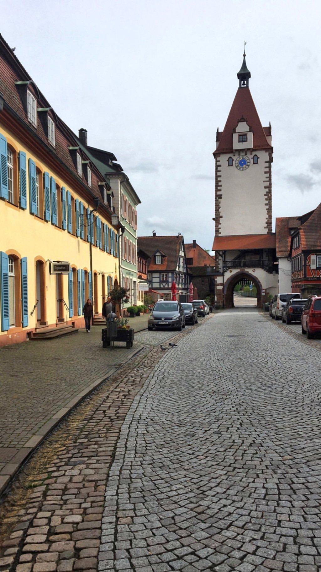 Alemania - Gengenbach