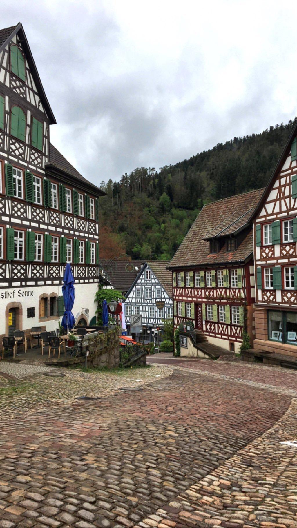 Alemania - Schiltach