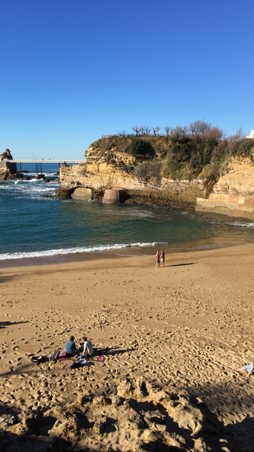 qué hacer en Francia - Biarritz