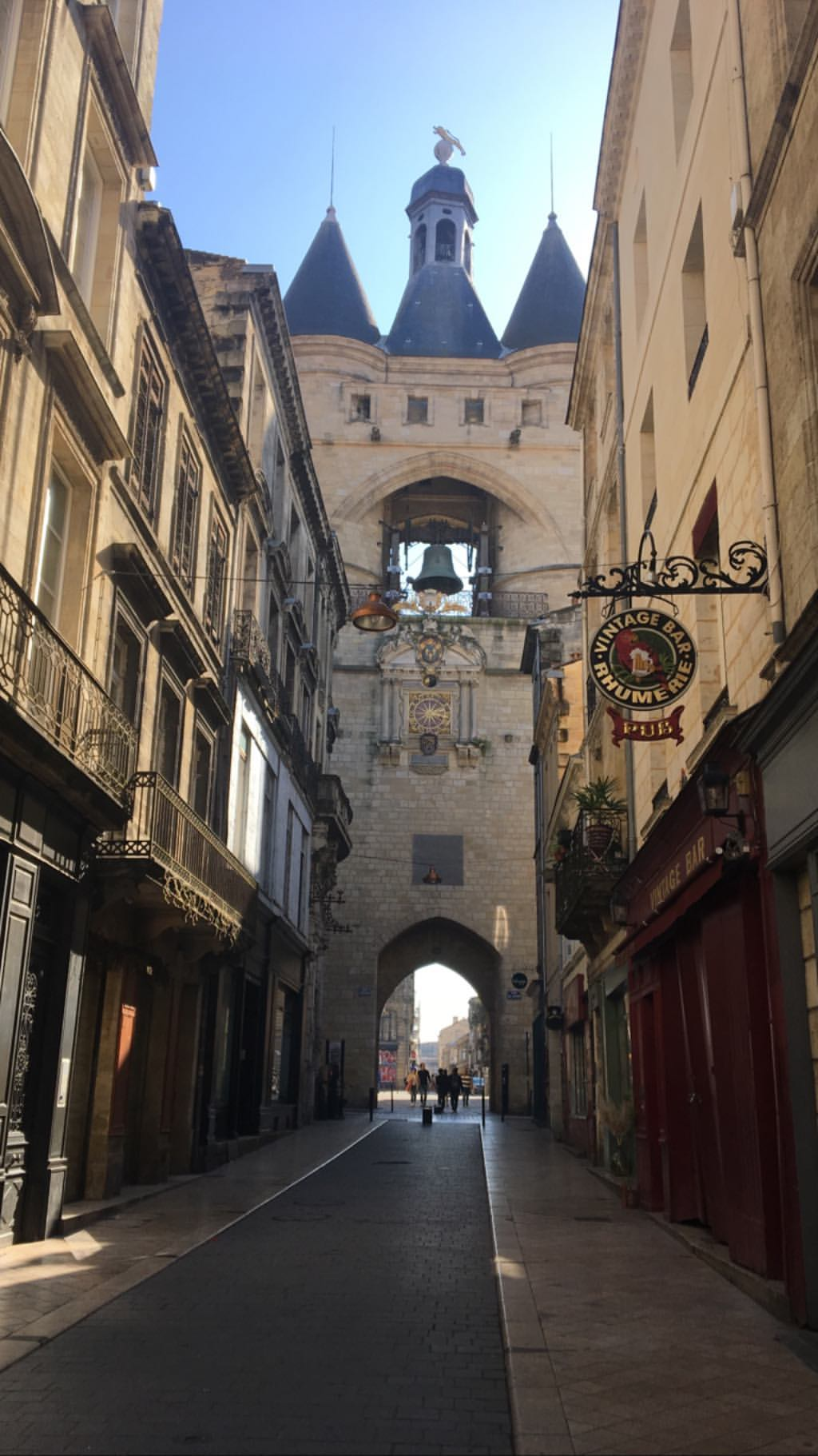 Francia - Burdeos 4 Grosse Cloche