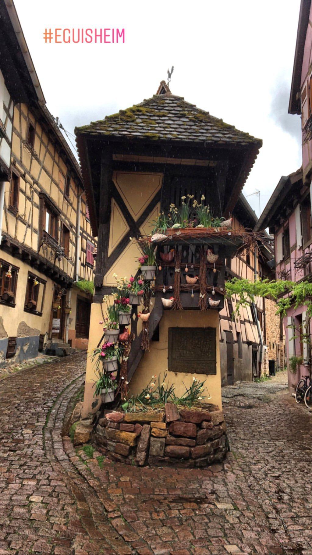qué hacer en Francia - Eguisheim