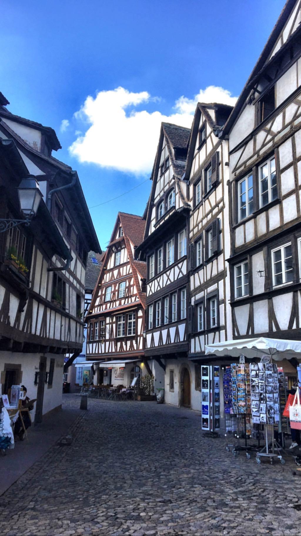 qué hacer en Francia - Strasbourg 2