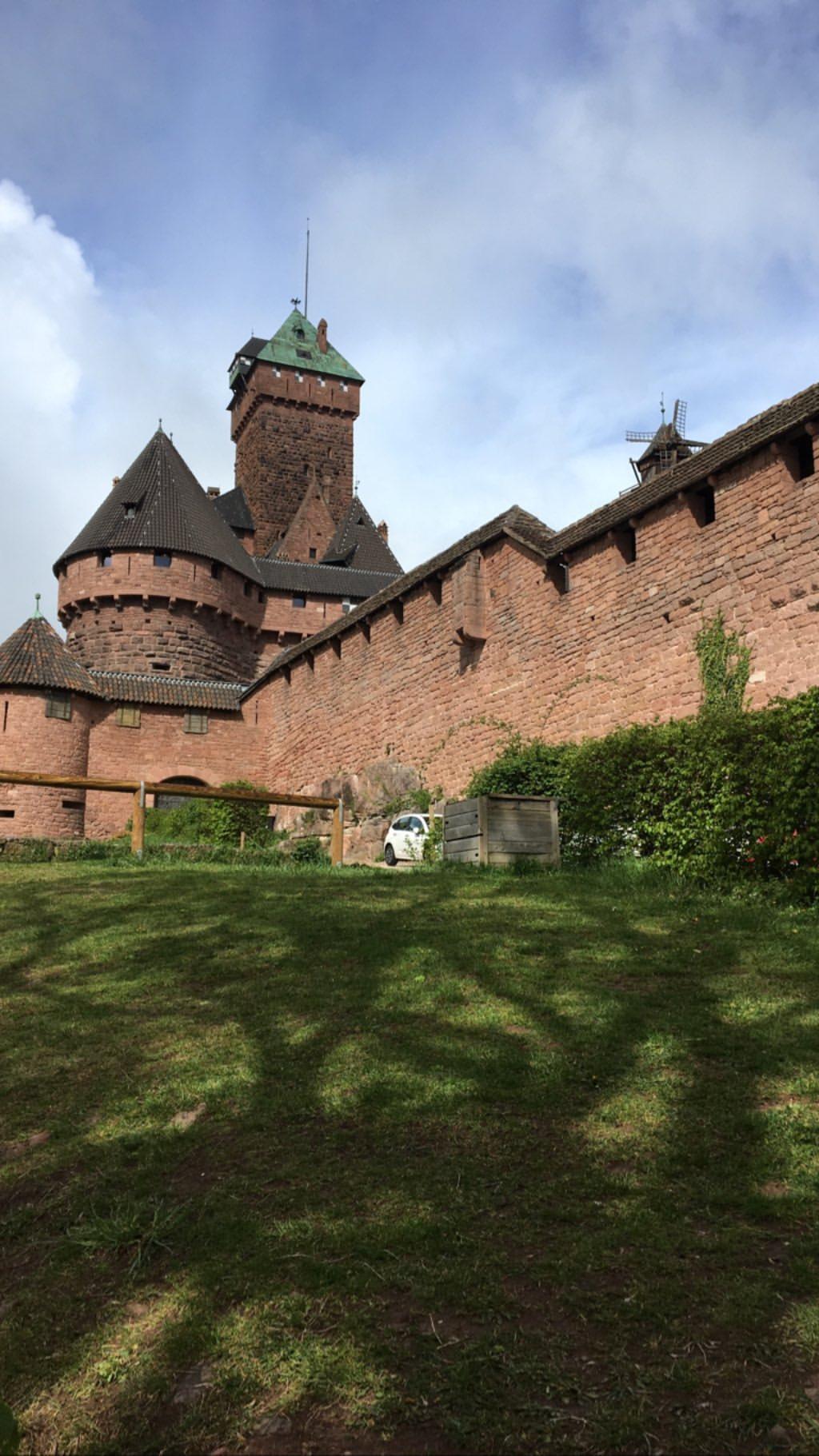 qué ver en Francia - Castillo de Haut Koenigsbourg