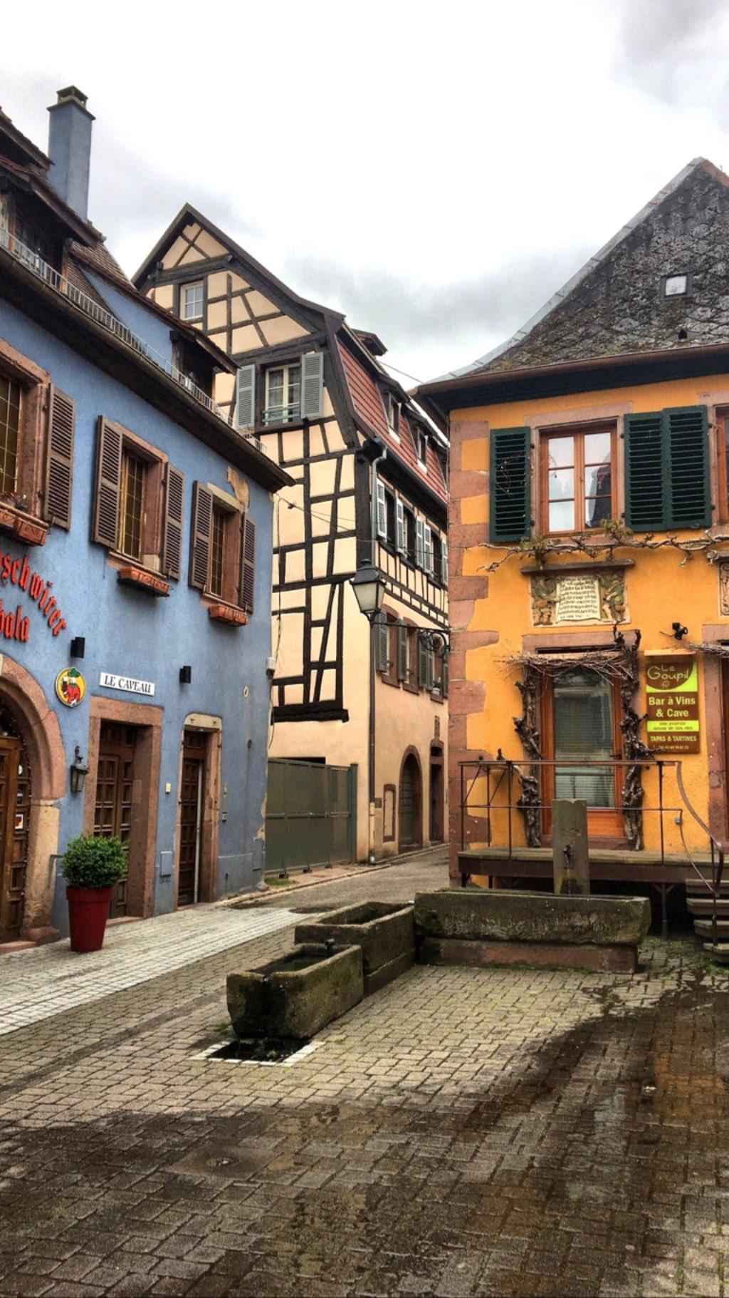 qué hacer en Francia - Ribeauvillé