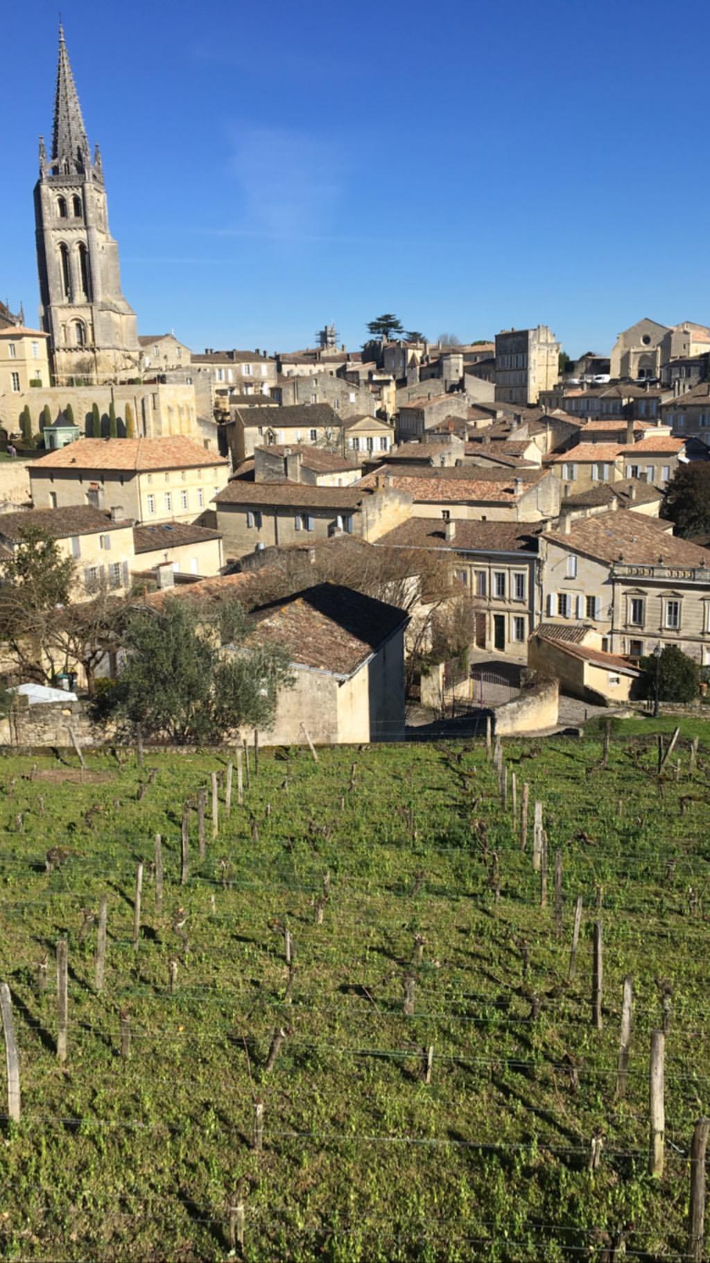 qué hacer en Francia - Saint Émilion