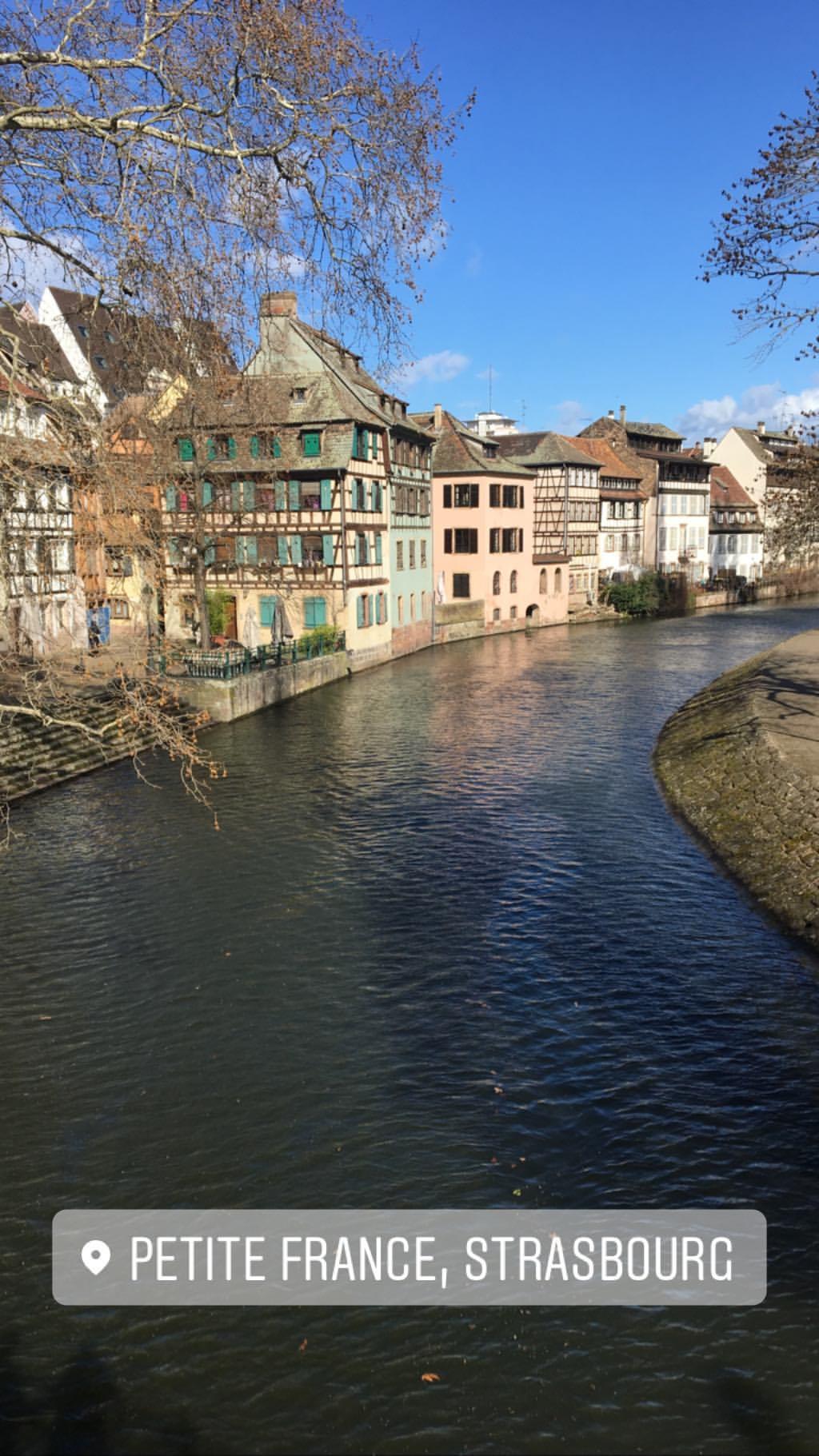 qué hacer en Francia - Strasbourg