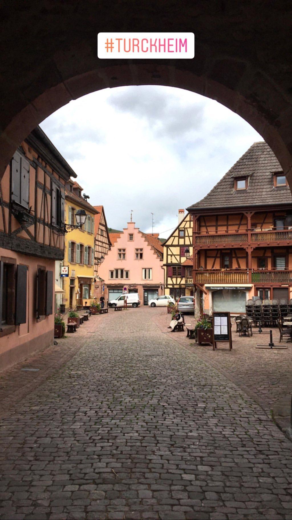 qué ver en Francia - Turckheim