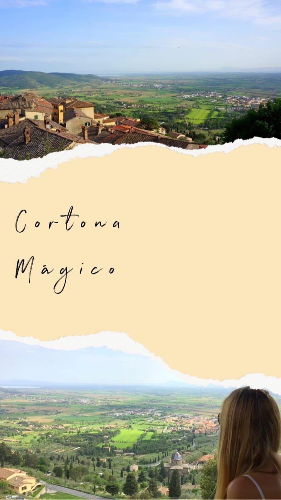 Italia - Cortona