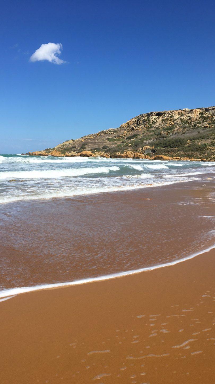 Malta - Ramla Bay (Gozo)