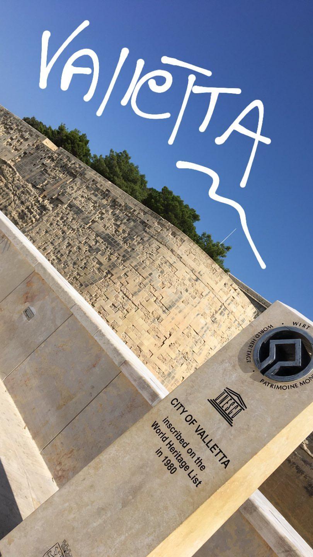 Malta - La Valeta