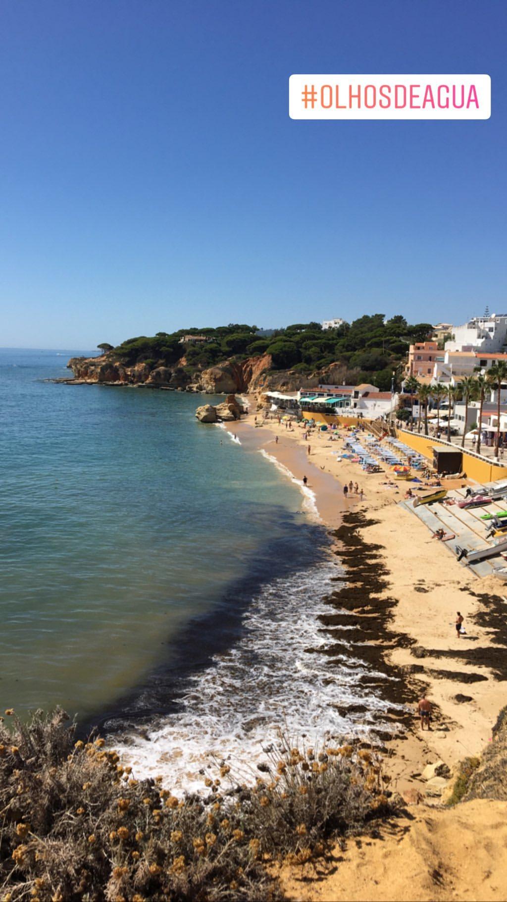 Portugal - Olhos de Agua